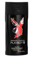 Dušo želė Playboy London vyrams 250 ml