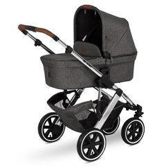ABC design universalus vežimėlis Salsa 4 Air Diamond Asphalt kaina ir informacija | ABC design universalus vežimėlis Salsa 4 Air Diamond Asphalt | pigu.lt