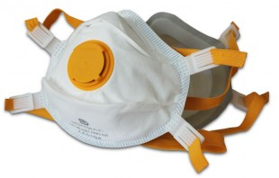 Respiratorius FFP2 DSM Safety 5 vnt. kaina ir informacija | Galvos apsauga | pigu.lt