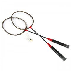 Badmintono rinkinys Spokey Badminset 1 kaina ir informacija | Badmintonas | pigu.lt