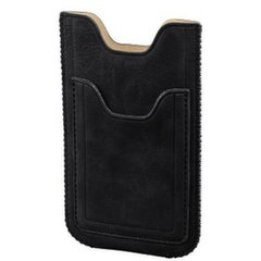 HAMA Balance II Mobile Phone Sleeve for Samsung Galaxy S4 black