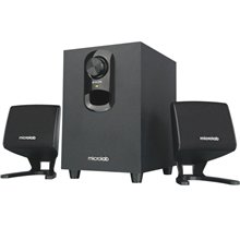 Microlab M-108 2.1 Speakers/ 11W RMS (2,5Wx2+6W)