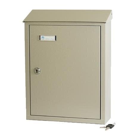 Pašto dėžutė PD 900 Pilka kaina ir informacija | Pašto dėžutės, namo numeriai | pigu.lt