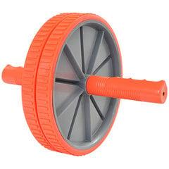 Gimnastikos ratas Profit DK 3216, dvigubas kaina ir informacija | Gimnastikos ratas Profit DK 3216, dvigubas | pigu.lt
