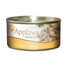 Konservai Applaws Cat Chicken Breast, 156 g