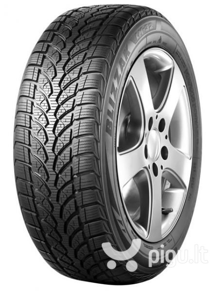 Bridgestone BLIZZAK LM32 205/55R16 91 T kaina ir informacija | Žieminės padangos | pigu.lt