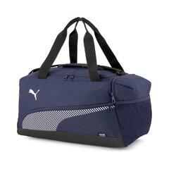 Sportinis krepšys Puma Fundamentals Sports Bag S Peacoat, 30 l, mėlynas kaina ir informacija | Sportinis krepšys Puma Fundamentals Sports Bag S Peacoat, 30 l, mėlynas | pigu.lt