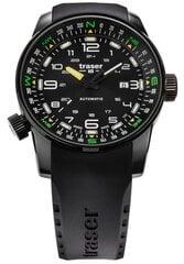 Мужские часы Traser P68 Pathfinder Automatic Black цена и информация | Мужские часы | pigu.lt