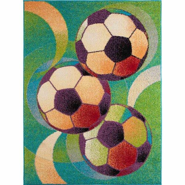 Vaikiškas kilimas Agnella Funky Ball kaina ir informacija | Kilimai | pigu.lt