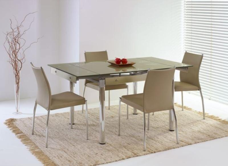 Išskleidžiamas stalas Elton kaina ir informacija | Stalai, staliukai | pigu.lt