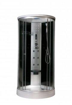 Hidromasažinė dušo kabina Imperial Vivian Seat kaina ir informacija | Dušo kabinos | pigu.lt