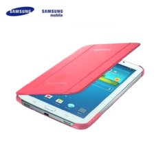 Samsung EF-BT210BPE Galaxy Tab 3 7.0 T210 T211 Book Case with Stand Pink