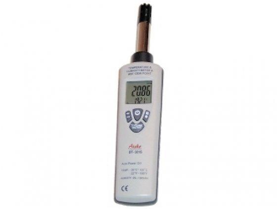 Termohigrometras TH321-S kaina ir informacija | Drėgmės, temperatūros, pH, ORP matuokliai | pigu.lt