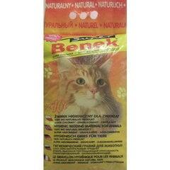 Bentonitinis kačių kraikas Super Benek 10 L