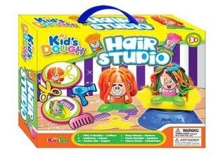 Lipdymo masė Kids Dough Kirpyklos rinkinys