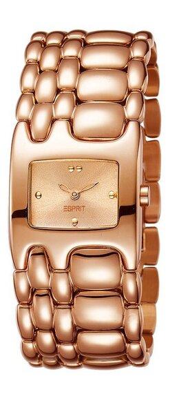 Laikrodis moterims ESPRIT Houston Delta Pure Rosegold kaina ir informacija | Laikrodžiai moterims | pigu.lt