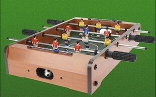 Stalo futbolo stalas kaina ir informacija | Stalo futbolas | pigu.lt