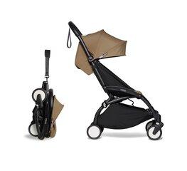 Babyzen sportinis vežimėlis Yoyo² 6+, Black/Toffee kaina ir informacija | Babyzen sportinis vežimėlis Yoyo² 6+, Black/Toffee | pigu.lt