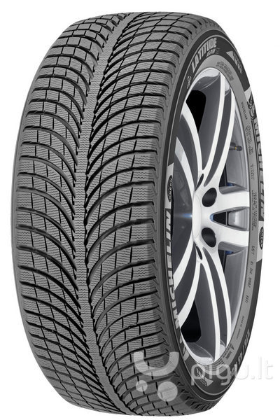 Michelin LATITUDE ALPIN LA2 275/45R21 110 V XL