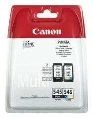CANON PG-545/CL-546 Multi pack цена и информация | CANON PG-545/CL-546 Multi pack | pigu.lt