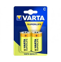 Varta Superlife C elementai 2 vnt.