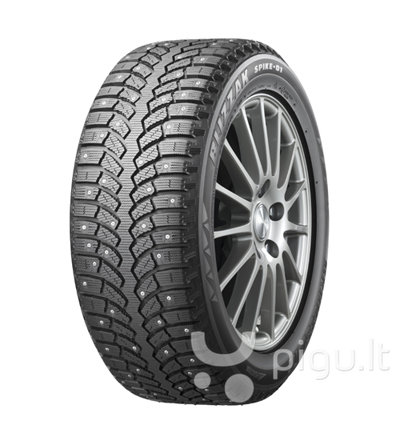 Bridgestone BLIZZAK SPIKE-01 215/55R16 97 T XL (dygl.) kaina ir informacija | Padangos | pigu.lt