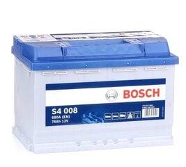 Akumuliatorius Bosch 74Ah 680A S4008