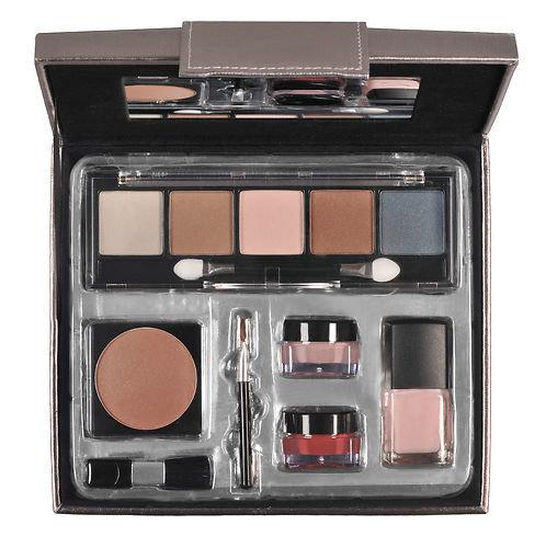 Dekoratyvinės kosmetikos rinkinys Beauty-Box kaina ir informacija | Akių šešėliai, pieštukai, blakstienų tušai | pigu.lt