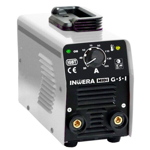 Suvirinimo aparatas Inwera MIDI GSI kaina ir informacija | Suvirinimo aparatai, lituokliai | pigu.lt