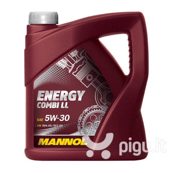 Mannol 5W30 Energy Combi LL, 4L kaina ir informacija | Variklinės alyvos | pigu.lt