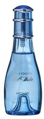 Tualetinis vanduo Davidoff Cool Water Woman EDT moterims 30 ml kaina ir informacija | Kvepalai moterims | pigu.lt