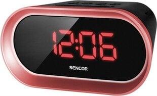 Radijožadintuvas Sencor SRC 150R, juodas/raudonas