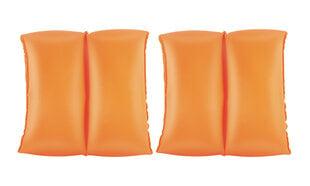 Pripučiamos rankovės Bestway Aqua-Speed Splash and Play, oranžinės kaina ir informacija | Plaukimo liemenės ir rankovės | pigu.lt