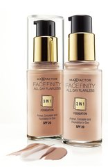 База Max Factor Face Finity All Day Flawless 3in1, 30 мл