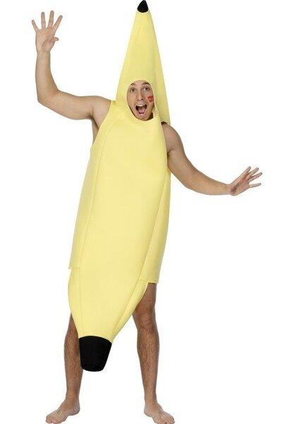 Banano kostiumas kaina ir informacija | Karnavaliniai kostiumai | pigu.lt