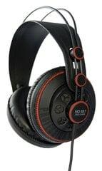 Superlux HD681 HiFi kaina ir informacija | Ausinės, mikrofonai | pigu.lt
