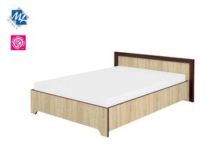 Lova Oliwier 28, 140x200, ąžuolo spalvos kaina ir informacija | Lovos | pigu.lt