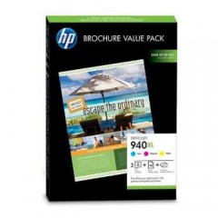 HP 940XL VALUE PACK 100SHT/210 X 297MM