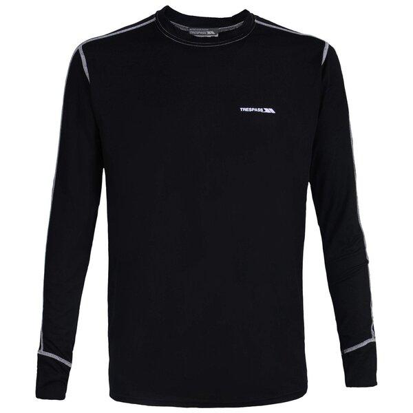 Vyriški termo marškinėliai Trespass Baseboy kaina ir informacija | Vyriški termo apatiniai | pigu.lt