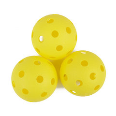 Grindų riedulio kamuoliai Spokey Turn 3 vnt kaina ir informacija | Grindų ir žolės riedulys | pigu.lt