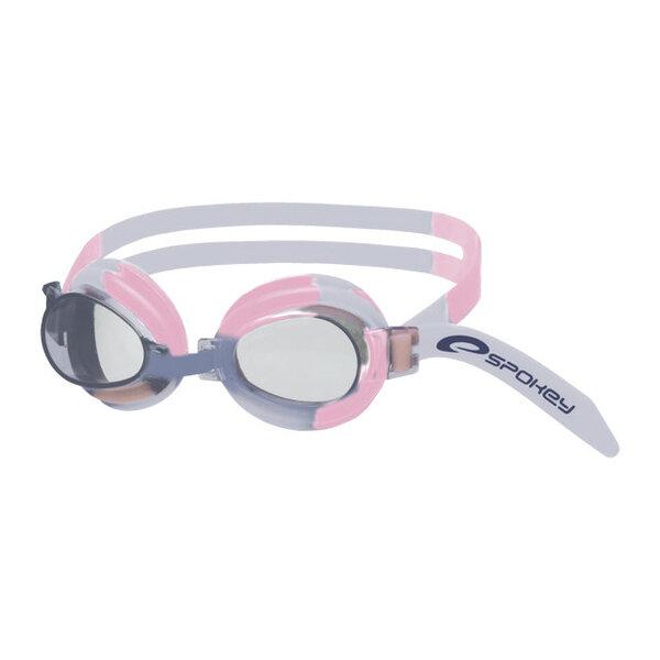 Plaukimo akiniai Spokey JELLYFISH, vaikiški kaina ir informacija | Plaukimas / nardymas | pigu.lt