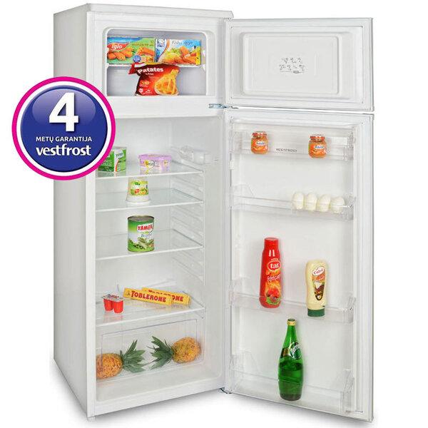 VestFrost CX151 W kaina ir informacija | Šaldytuvai | pigu.lt