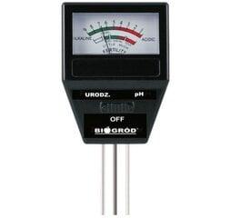 Dirvožemio Ph ir derlingumo matuoklis kaina ir informacija | Drėgmės, temperatūros, pH, ORP matuokliai | pigu.lt