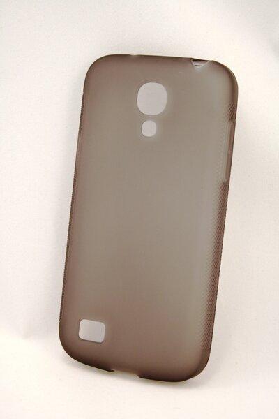Apsauginis dangtelis skirtas Samsung Galaxy S4 mini, juodas kaina ir informacija | Telefono dėklai | pigu.lt