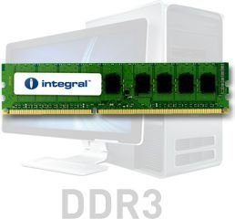 Integral DDR3 2GB 1066MHz CL7 (IN3T2GNYBGX) kaina ir informacija | Integral DDR3 2GB 1066MHz CL7 (IN3T2GNYBGX) | pigu.lt