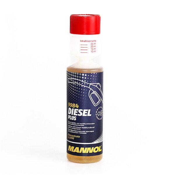 Dyzelinio kuro priedas Diesel Plus kaina ir informacija | Kitos alyvos | pigu.lt