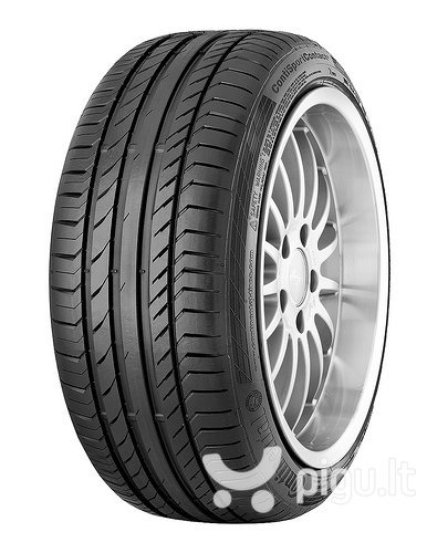 Continental ContiSportContact 5 255/60R18 112 V XL