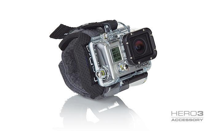 Tvirtinimas ant riešo GoPro Wrist Housing kaina ir informacija | Priedai vaizdo kameroms | pigu.lt