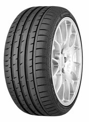 Continental ContiSportContact 3 245/45R18 96 W FR