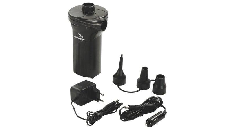 Pompa čiužiniams pūsti Easy Camp Monsoon kaina ir informacija | Pripučiami čiužiniai, baldai ir kilimėliai | pigu.lt